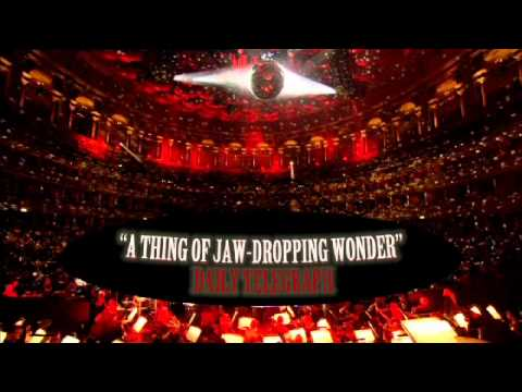 Tim Minchin and The Heritage Orchestra DVD Trailer