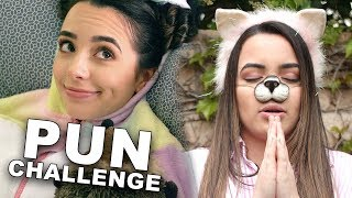 The Pun Challenge!? - Merrell Twins
