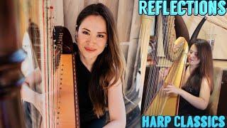 "LA Harp - ""Reflets dans l"