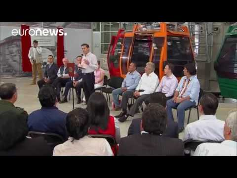 Mexico launches Mexicable a cable car service with a difference