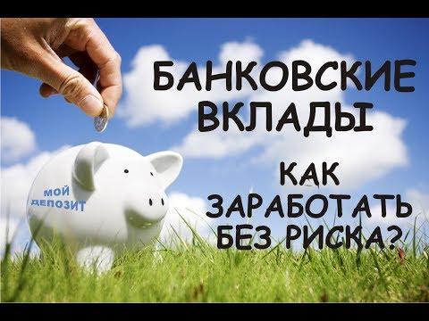 Онлайн калькулятор вкладов и их доходности, подбор вклада