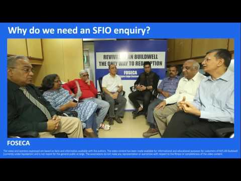 Why do we need an SFIO enquiry?