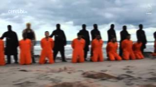 El Estado Islámico decapita a 21 egipcios coptos secuestrados en Libia