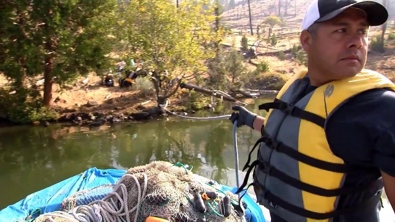 Tracking kokanee on Lake Billy Chinook and the Metolius River