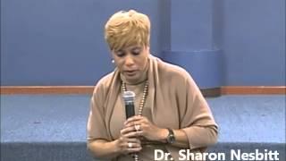 Dr. Sharon Nesbitt - Fully Persuaded  2