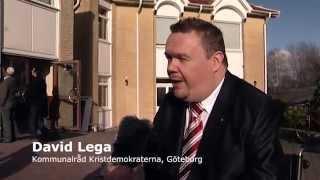 Intervju med David Lega, Nasir Moskén, Göteborg, Sverige