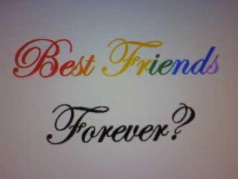 A Letter To Best Friend Forever