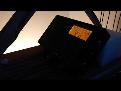 972 kHz VOA Deewa Radio (via Orzu, Tajikistan)