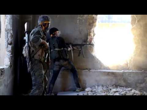 Syria conflict  Bus blast kills rebels near Turkey border