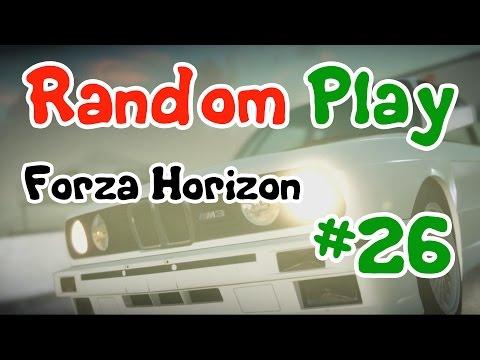 RANDOM PLAY #26: FORZA HORIZON - Full speed mit dem BMW M3 Evo II