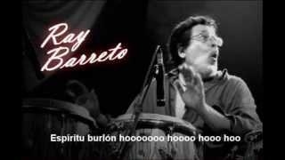 Ray Barreto - El Diablo (Que Tu No Puedes Conmigo) (Con Letra)