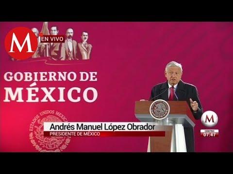Tasa de homicidios en México /Conferencia mañanera AMLO