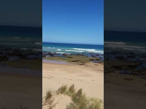 Point Lonsdale back beack