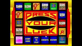 Play Press Your Luck Online