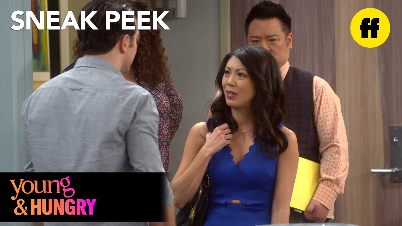Download Young & Hungry   Season 3, Episode 6 Sneak Peek: Josh's Old Girlfriend   Freeform