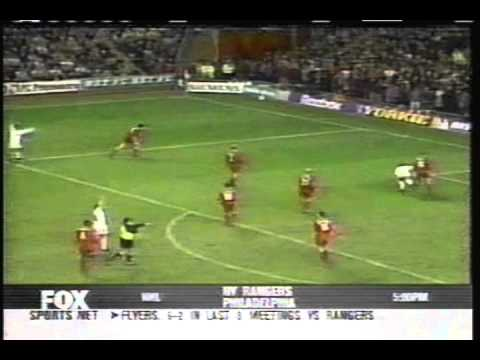 2001 February 22 Liverpool England 0 AS Roma Italy 1 UEFA Cup