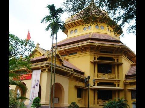 National Museum of Vietnamese History_Hanoi_Vietnam