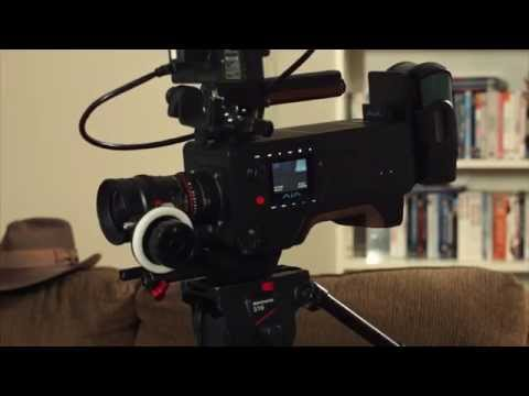 AJA CION Camera Review by Bradley Olsen