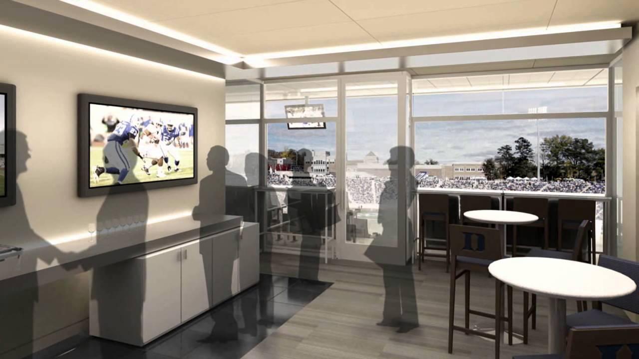 Duke University Proposed Sports Stadium Expansions