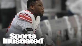 Sign Of The Apocalypse: Jason Pierre-Paul Plays With Fire | Sports Illustrated