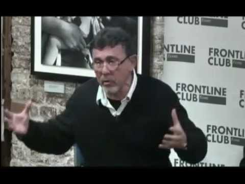 The Invention of the Land of Israel - book launch with Shlomo Sand | Frontline Club Talks