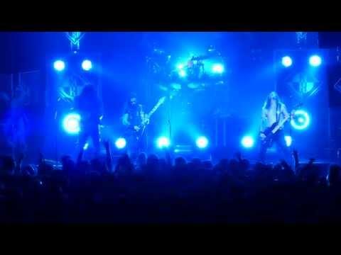 Machine Head - The Blood the Sweat the Tears / Ten Ton Hammer live at Kesselhaus Munich, 2014/11/22