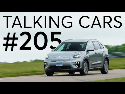 2019 Kia Niro EV First Impressions; Honda Fixing Its CR-V's Troubled Engines | Talking Cars #205
