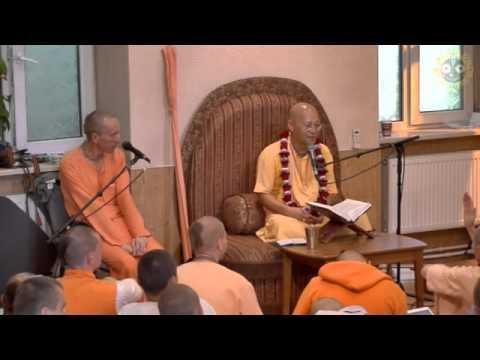 Шримад Бхагаватам 4.9.30 - Бхакти Ануграха Джанардана Свами