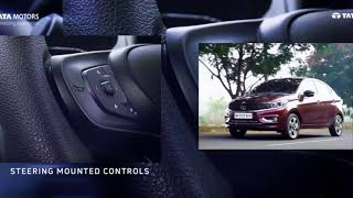 Steer Ahead with Convenience in the NEW TATA TIGOR