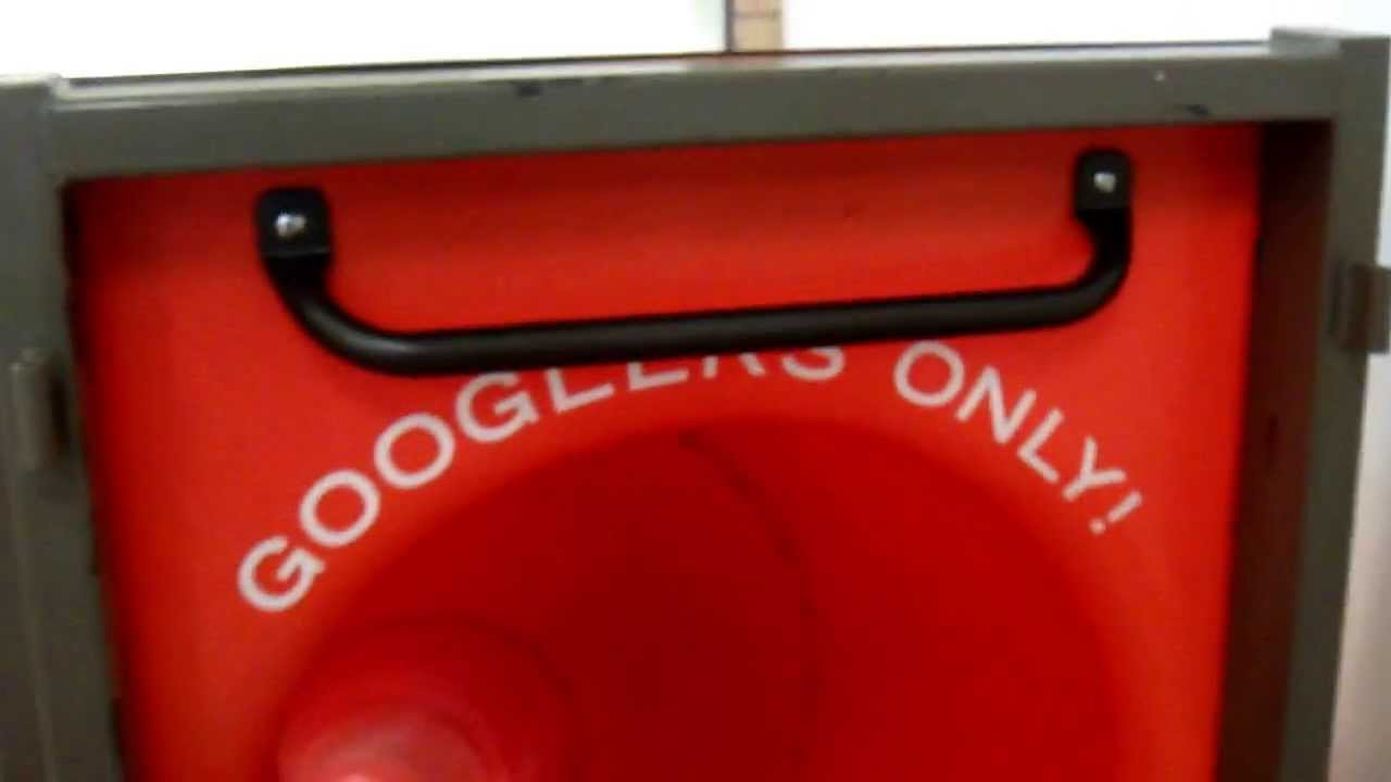 the googleru0027sonly slide in googleu0027s waterloo ontario offices youtube google office slides