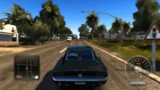 Test Drive Unlimited 2 Beta Gameplay HD 4870