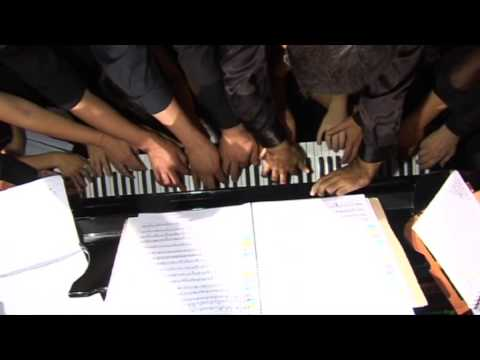 ANGELA MONTEMURRO 18 PIANO HEROES - WORLD RECORD - CONSERVATORIO PICCINNI - BARI