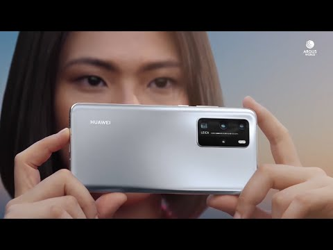 Huawei P40 Pro 5G - Official Commercial Video
