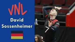 David SOSSENHEIMER (All points GER-USA VNL)