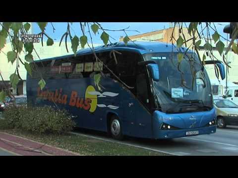 CROATIA BUS (reportaza)