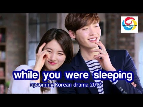 While You Were Sleeping , Lee Jong Suk and Suzy, New Drama release Septembe 2017