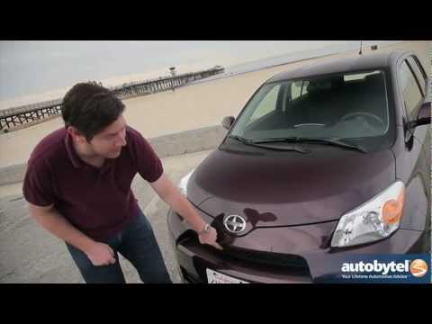 2012 Scion xD Test Drive and Car Review