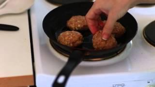 Вкусные котлеты как приготовить мясные котлеты #рецепт мясных котлет