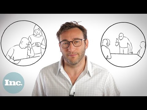 Simon Sinek: The Simple Trick to See If Someone Is a Good Leader | Inc.