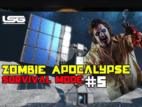 Space Engineers - Surviving The Zombie Apocalypse SE7-5