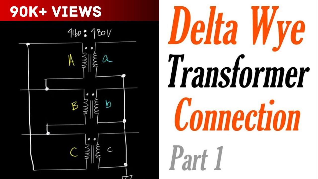 Wye Connection Diagram Delta Wiring