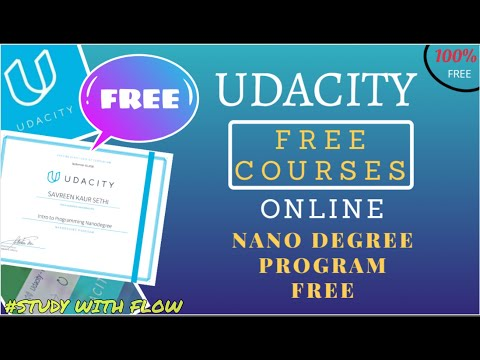 Udacity Nanodegree For Free | Udacity Free Courses | New Trick To Enroll Free Udacity Courses