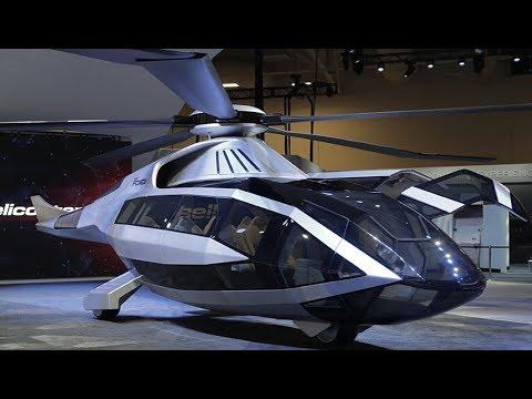 Top 10 Helicópteros Más Lujosos, Caros e Increíbles del Mundo - FULL TOPS