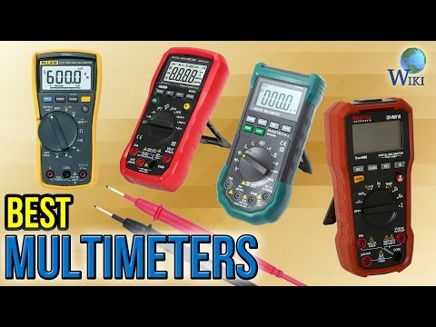 10 Best Multimeters 2017