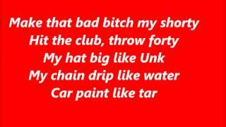 Nicki Minaj - I Wanna Be With You (ft D J Khaled, Future & Rick Ross) Lyrics