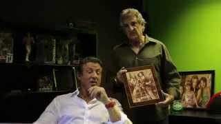 REACH ME - Sylvester Stallone e John Herzfeld - Sub ITA
