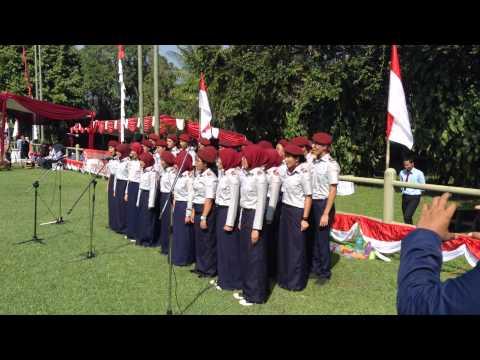 Voix de La Nation - Indonesia Tetap Merdeka (Sorak-sorak Bergembira)