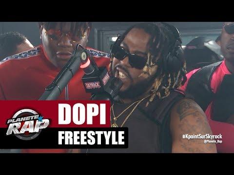 Dopi - Freestyle #PlanèteRap