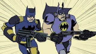 Gotham City Impostors - Animated Short 3 Video