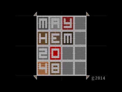 MAYhem 2048 Music - Map 08 - Harm's Way (Good Doom Music #275)